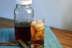 Cinnamon & Spice Refrigerator Iced Tea.