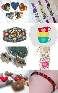 Valentine love colors by Stoian Pirovski on Etsy--Pinned with TreasuryPin.com