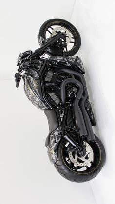 Custom Motorcycles, Custom Bikes, Hd V Rod, Harley Davidson V Rod, Bike Style, Road King, Ocean City, Sport Bikes, Motorbikes