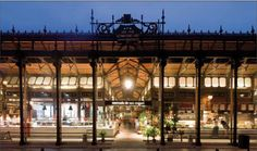 Mercado de San Miguel-Austrias