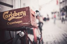 Two Danish favourites. Beer and bikes! Fly to Copenhagen from Liverpool on Norwegian Air.  Book now at norwegian.com