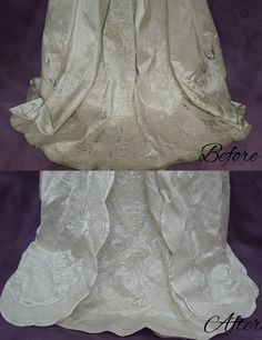 Nice Why dry cleaning your wedding dress is not always the best option weddingdress drycleaner weddingdressplans All Things Wedding Pinterest To