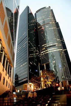 Asia - Hong Kong