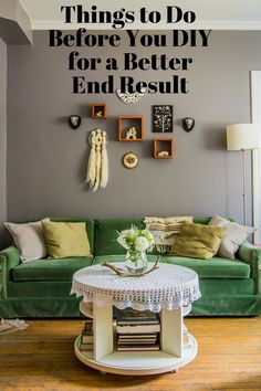 Secrets to Success: 6 Things to Do Before You DIY for a Better End Result