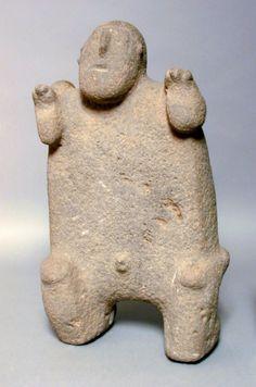 Standing Male Figure Mexico, Jalisco, Jalisco, 200 B.C. - A.D. 500 Sculpture