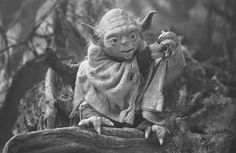 Today we celebrate Frank Oz - the voice artist & puppeteer who brought Master Yoda to life. Happy birthday!