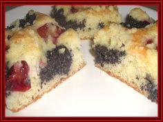 Kouzelná vařečka: Makovo-švestkový koláč