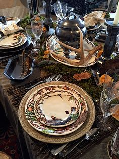 The Most Beautiful China Patterns for Your Fall Table | China patterns Fall table and China & The Most Beautiful China Patterns for Your Fall Table | China ...
