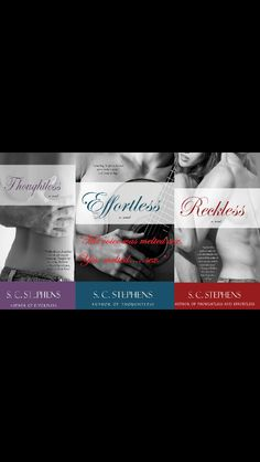 The best Books ...❤  Favorite series !!  5 Stars!