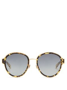 17a015e879 Dior Eyewear Celestial round-frame sunglasses Round Frame Sunglasses
