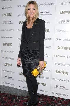 Olivia Palermo style Ysl, Studded Flats, Black Tuxedo, Tuxedo Jacket, Leighton  Meester d7dce0a95b