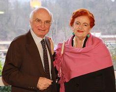 Paola Meneghetti con Antonio Lubrano