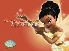 Disney fairy Iridessa