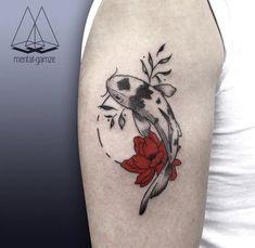 cc9eaca50 Tattoo Circle — [[MORE]] Source: mentat_gamze | #tattoo #tattoos...  Beautiful TattoosRed Flower TattoosRed ...