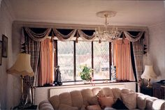 Curtain Swags
