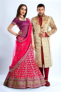 IT'S PG'LICIOUS — #indian fashion #designer #lehenga