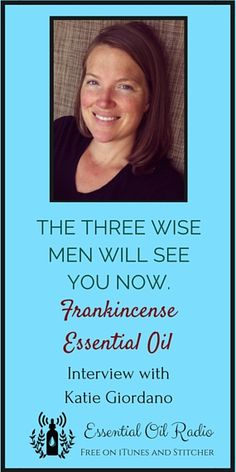 017: The Three Wise Men Will See You Now | Frankincense Essential Oil. - Revolution Oils