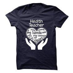 Proud Be A Health Teacher T-Shirts, Hoodies, Sweatshirts, Tee Shirts (23$ ==> Shopping Now!)