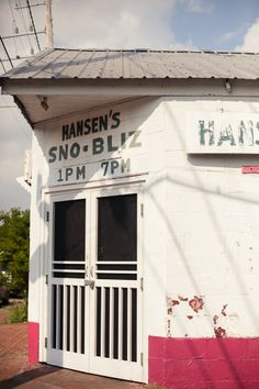 Hansens Sno-Bliz | Sarah Becker Photography | Entouriste | A Local's Guide to New Orleans