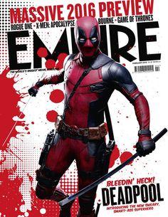 #Deadpool #Fan #Art. (New Deadpool EMPIRE Magazine Cover) By:Artlover67. (THE * 5 * STÅR * ÅWARD * OF: * AW YEAH, IT'S MAJOR ÅWESOMENESS!!!™)[THANK U 4 PINNING!!!<·><]<©>ÅÅÅ+(OB4E)