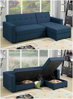 65 Trendy Furniture For Small Spaces Sectional Sofas Furniture, Sofa Furniture, Sofa Design, Sofas For Small Spaces, Furniture For Small Spaces, Home Decor, Sofa Set, Living Room Sofa Design, Interior Design