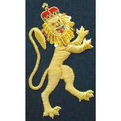 Lion Goldwork Kit - Benton & Johnson