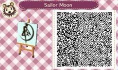 dreamiecrossings: sailor moon qr code mmhmm (: - Animal Crossing New Leaf http://bidoofcrossing.tumblr.com/post/76903036173/dreamiecrossings-sailor-moon-qr-code-mmhmm