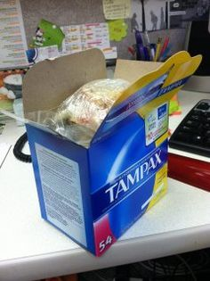 How to hide food from boys.... HA!!