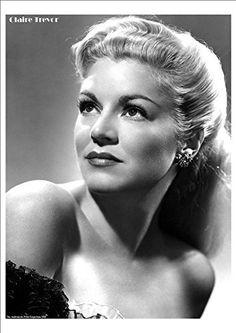 Claire Trevor - Hollywood Screen Legend - Wonderful A4 Glossy Print by Vintage Portraits http://www.amazon.co.uk/dp/B016BIHKIE/ref=cm_sw_r_pi_dp_blKfwb1DSAYK2