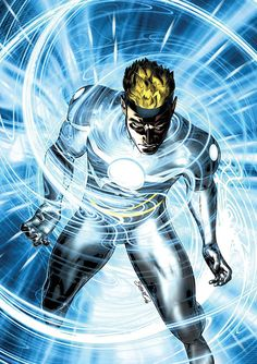 Alex Summers/Havok/Powers-Energy Absorption, Energy Blasts, Immunity to Cyclops's Optic Blasts
