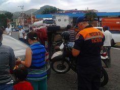 PROTECCIÒN CIVIL TÀCHIRA: PC Táchira entregó balance de fin de semana