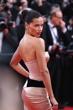 Adriana Lima Cannes 2014