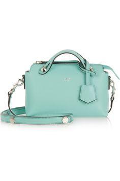 Fendi | By The Way mini leather shoulder bag | NET-A-PORTER.COM