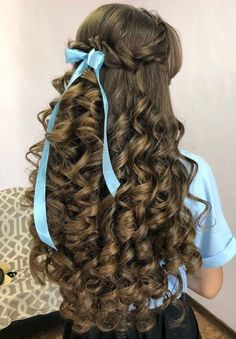 Big Curls For Long Hair, Long Curls, Long Curly Hair, Big Hair, Curly Hair Styles, Prom Hairstyles For Long Hair, Pretty Hairstyles, Beautiful Long Hair, Gorgeous Hair