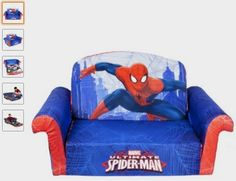 Sectional Sofa Marshmallow Children us Furniture in Flip Open Sofa Spiderman Introducing the Flip Open Sofa that us the perfect size for young kids Flip open the