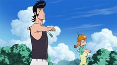Space Dandy - Episode 17 Space Dandy, Another Anime, Cowboy Bebop, Got Print, Anime Stuff, More Fun, Fandom, Animation, Manga