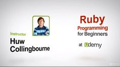 75% Off Lim.Time Ruby Programming for Beginners - Only 24