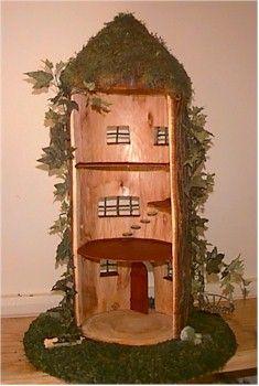 Hollow Log Dollhouse  Google Image Result for http://anniesminis.com/images/login2.jpg