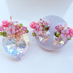 My New Collection ...all about roses...PastelGems UK.