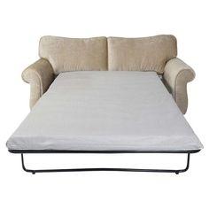 Gel-infused memory foam sofa mattress.  Product: Memory foam sofa mattressConstruction Material: Gel-infused vis...