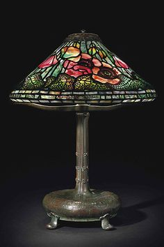1000+ images about Tiffany lamps on Pinterest  Tiffany lamps, Louis ...