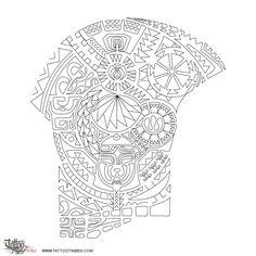 Tatuaggio di Pi'ika, Protettore tattoo - custom tattoo designs on TattooTribes.com