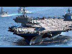 Five Reasons U.S. Aircraft Carriers Are Nearly Impossible To Sink - YouTube