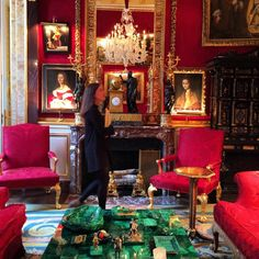 Sotheby's Unveiling of the Robert Zellinger de Balkany Collection in Paris this morning. Assembled by the visionary businessman, this exceptional ensemble of 800 lots represents one of the greatest collections of Decorative Arts and Old Master paintings ever to appear at auction in France. The sale will take place in Paris in September.