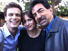 MGG, AJ and Joe - matthew-gray-gubler Photo
