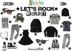 Let's Rock Wishlist
