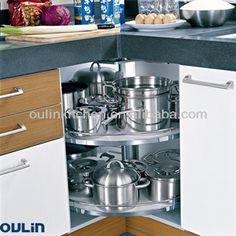 armario de canto cozinha - Pesquisa Google