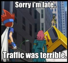 Funny Beyblade pictures.