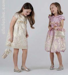 Haute Couture children&-39-s designer Mischka Aoki for her AW14 ...