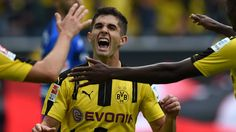 Christian #Pulisic is officially having the best month ever. The American star is the youngest starter in #WorldCup qualifying, youngest #Borussia #Dortmund player in the #UCL, and he just netted a #goal in the #Bundesliga. All before his 18th birthday. #soccergoals
